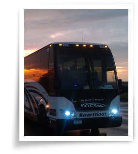 Swarthout Coaches of Ithaca NY